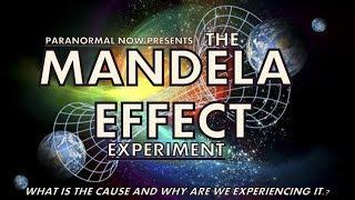 MANDELA EFFECT PARANORMAL EXPERIMENT | MUST SEE | Connection Ascension, UFology, and more
