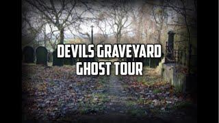 This Cemetery Is So HAUNTED | The DEVILS Graveyard Tour | Daytime GHOST Walk Around