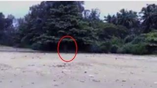 Ghost Sightings In Haunted Beach | Paranormal Activity | Ghost Caught On Tape | Scary Videos