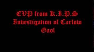 evp recordings of ghost saying look what you have