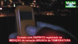 Caça Fantasmas Chácara Silvestre São Bernardo do Campo SP Parte 4.wmv