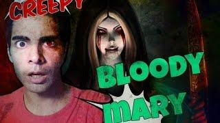 Jugando Bloody Mary (Maria sangrienta)