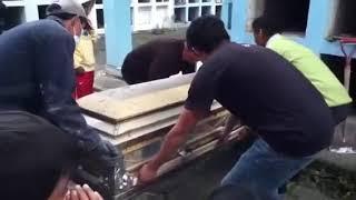 Descomposición de un cadáver - 18 años después