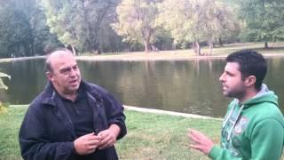 Συνέντευξη Κιοτσέκογλου - Blagoevgrad 2012