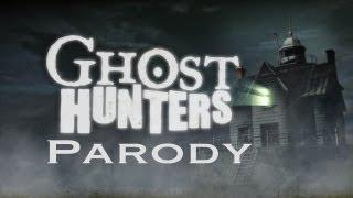 Ghost Hunters Parody (Class Project)