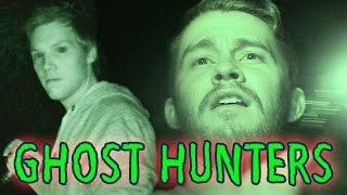 Real-Life Ghosthunting! - SourcefedNERD IRL