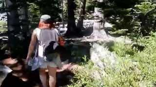 "Mount Tallac - Part 6 ""Cathedral Lake Life At 8k"""