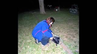 Waxahachie Cemetery EVP Anne Marie