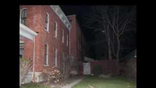 The Old Lake County Jail - Second Floor EVP Session