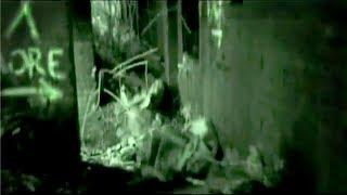 Demon Attacks Ghost Hunter in Scary Nuclear Bomb Shelter