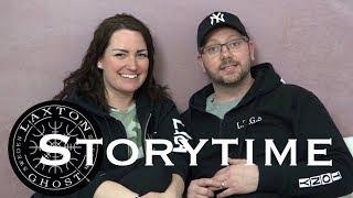 Storytime | Vi bodde i ett spökhus!!