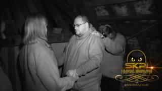 Paranormal Investigation - Nick in the attic