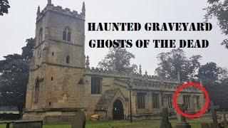 HAUNTED Church Paranormal Investigation | Graveyard & HUMAN Skulls | GHOSTS Of Doncaster