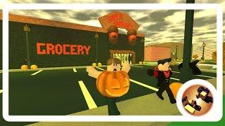 Roblox Escape The Haunted Supermarket!