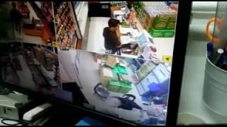 Viral - Paranormal Activity in Malaysia 2016 ! Chair Move itself ! 2016