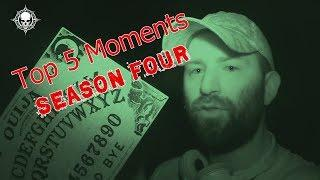 Top 5 Paranormal Videos! Season 4 Dead Explorer