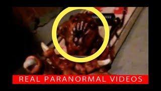 GROSS Video of ALIVE Demonic Alien Elf Hobbit Caught on Camera!? (funny gross)