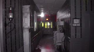 WV Funeral Home - Hallway Light Anomaly