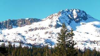 "Showers Lake - Part 2 ""Sierra Early Morning Moon Adventure"""