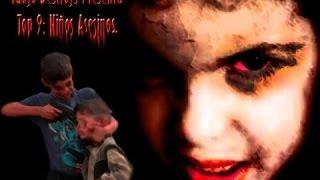 Top 9: Niños Asesinos