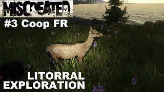 ☣ MISCREATED [FR] #3 Exploration Littoral (Coop Ft FlappyBoy54) [PC ULTRA]