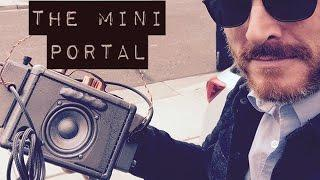 Cemetery Drive with my Mini Portable Portal..and a Warning for YOU.