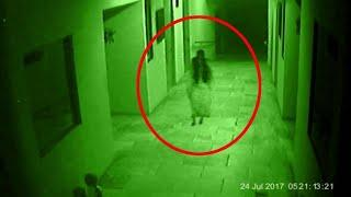 Ghost Shadow Caught on Cctv Camera !! Evidence of Supernatural Spirits