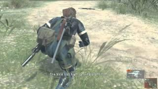 Fun With Metal Gear Solid V