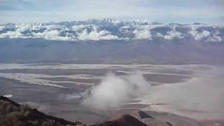 Part 1 Dantes Peak & View Death Valley