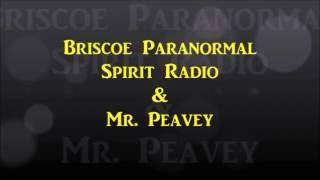 Spirit Radio & Mr Peavey