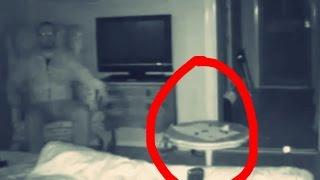 Poltergiest caught on Tape moving marble. Best ghost evidence Paranormal Activity. Spökjägare