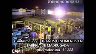 #FantasmaPop EL FANTASMA EN EL DEPOSITO