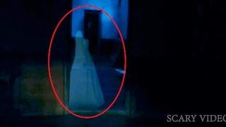 Scary Videos | Ghost Caught On Tape From a Old Haunted House | Ghost Adventures | Horror Movies 2016