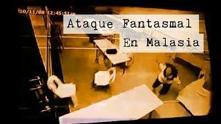 Ataque Fantasmal en Malasia (Video Paranormal)