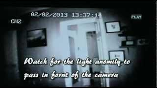 Paranormal Research Consultant Investigate TX Home W/ DVR footage