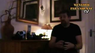 Wexford Paranormal Video Blog #3 - Cameras