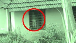 Watch This Paranormal Footage - Real Ghost Caught On Tape