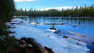 "Snag Lake - Part 1 ""A Remote Lakeshore Journey"""