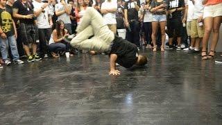 I'm a Break Dancer!
