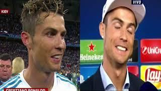 CR7 DIJO QUE SE QUIERE IR del Real Madrid