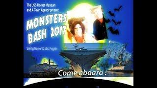 Paranormal Live HAUNTED USS HORNET MONSTER BASH