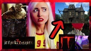 """JEEPERS CREEPERS 3 TRAILER! & GOING TO WHERE THE MOVIE """"IT"""" WAS FILMED!"""