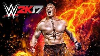 WWE 2K17 Lets Play#1