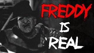 Freddy Krueger - Real Nightmare on Elm Street