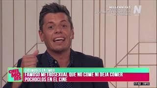 Héctor Rossi en Chismoses. 30-10-2018 Canal Net Tv