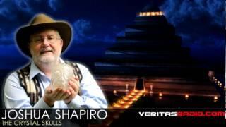 Joshua Shapiro on VERITAS Radio | The Crystal Skulls | Segment 1