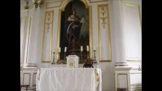 Fortress Of Louisbourg. Breath in the Chapel