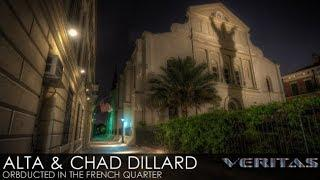 Alta & Chad Dillard - Orbducted in the French Quarter