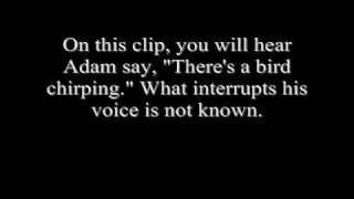 EVP Audio Examples
