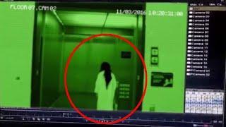 Real Ghost Entering A House Caught On CCTV Camera!! Ghost Sightings